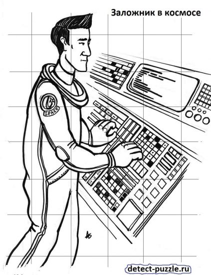Дело № 33  «Заложник в космосе»