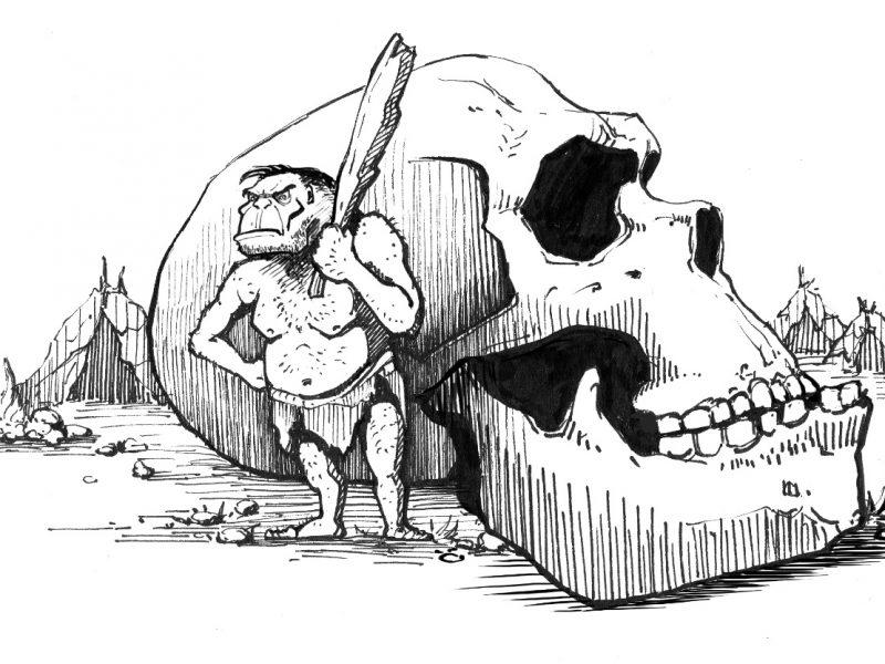 Дело №3 Смерть неандертальца