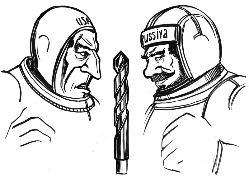 Дело №6 Дыра в Международной космической станции